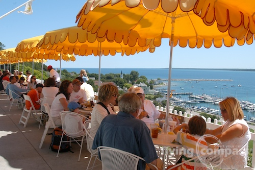 Tea Room Mackinac Island