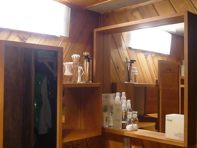 ... IKEA Bathroom Mirror/Cabinet | By Heath U0026 The B.L.T. Boys