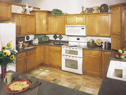 kitchens cabinet doors traditional kitchen cabinets starmark cabinetry these 3545