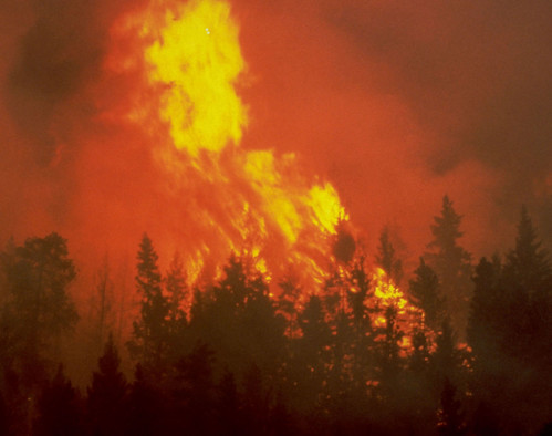 Washington Wildland Fires | by Washington State Department of Natural Resources