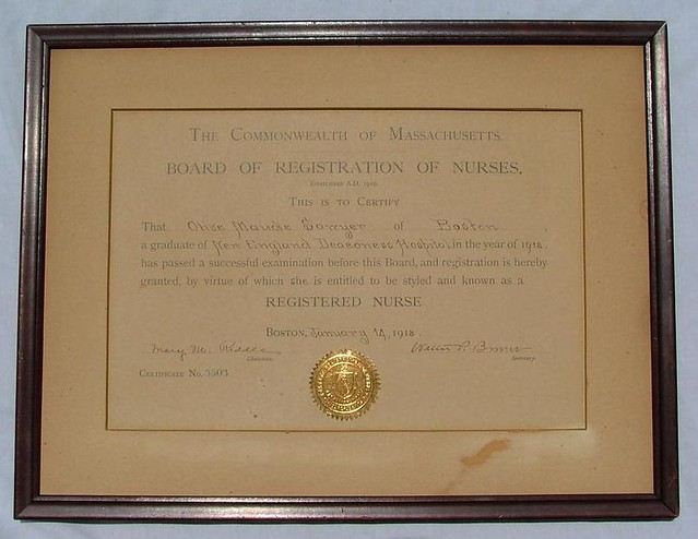 Board of Registration of Nurses Massachusetts - Registered… | Flickr