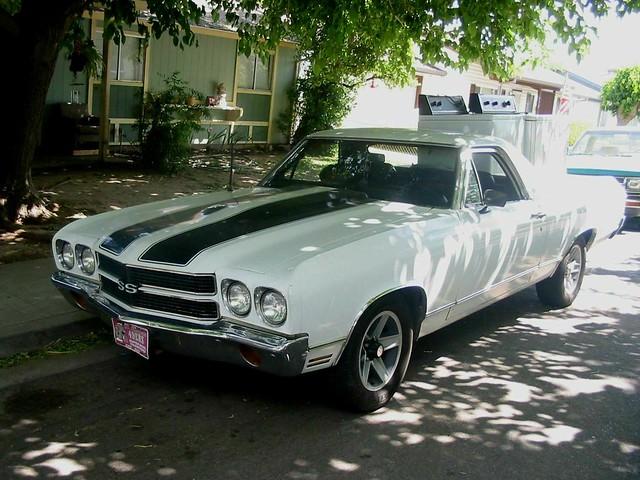 1970 Chevrolet El Camino SS 454 1 | Flickr - Photo Sharing!