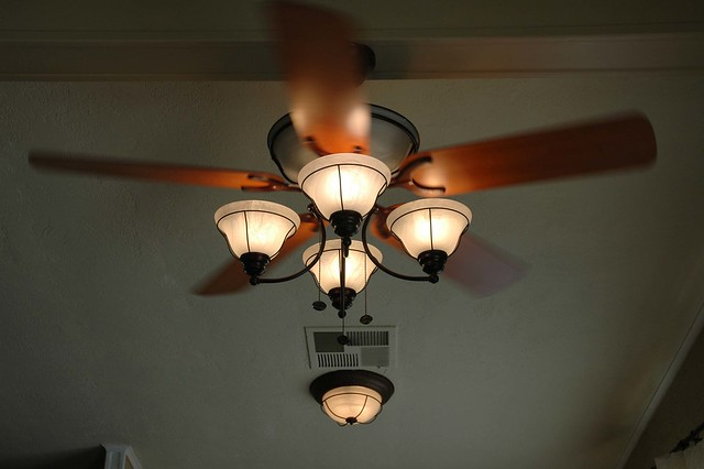 updated ceiling fan dining room explore