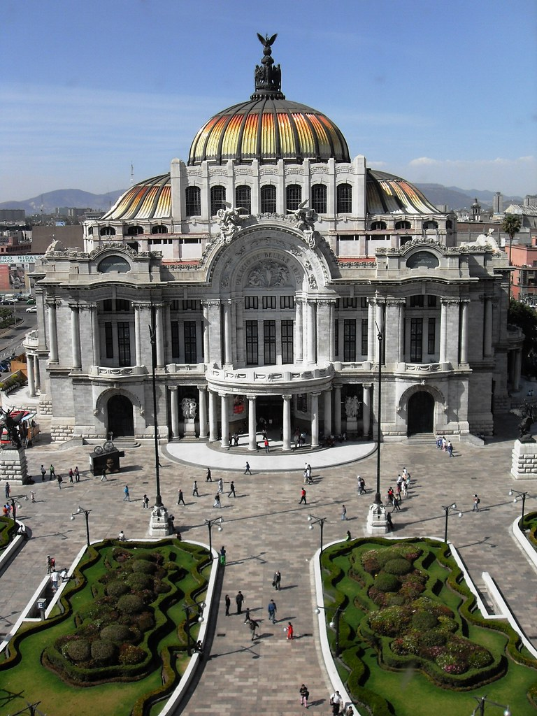Opera House In Mexico City
