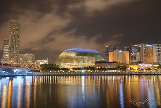 Singapore - Theatres on the Bay | by GlobeTrotter 2000