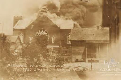 1921 Tulsa Race Riot