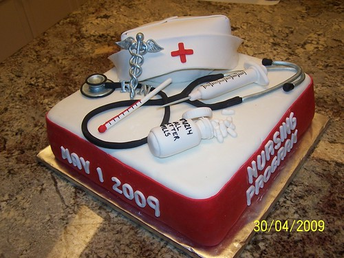 Nursing Cake Flickr Photo Sharing