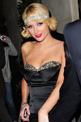 Paris Hilton in Mandalay Dress | Shop the Mandalay Collectio ... Paris Hilton