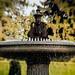 Manito Park Fountain Lensbaby1