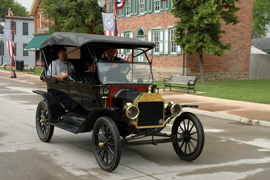 henry fords conception of the model t On may 26, 1927, henry ford watched the fifteen millionth model t ford roll off the assembly line at his factory in highland park, michigan yet ford was probably wistful that day, too, knowing as he did that the long production life of the model t was about to come to an end.