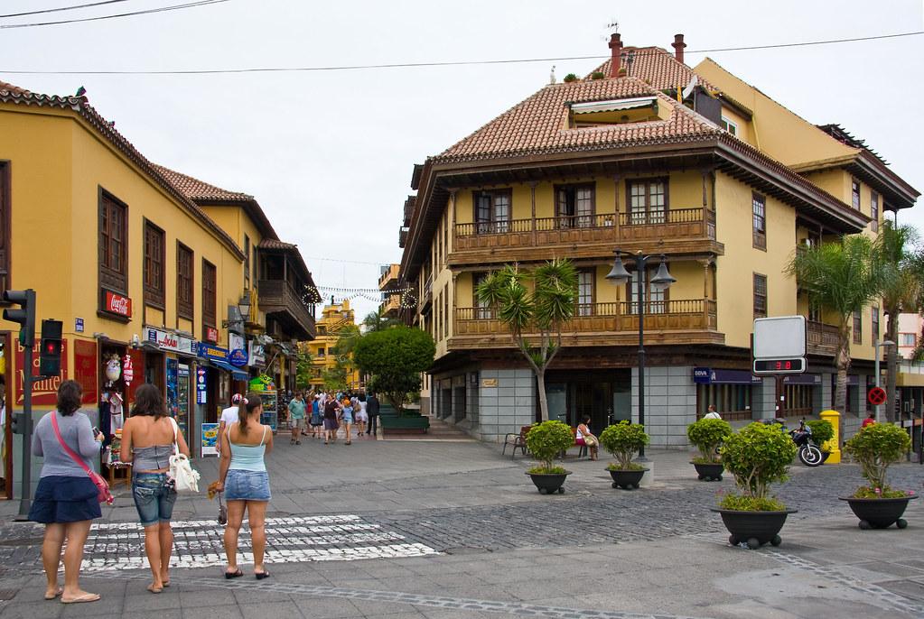 Hotel Marquesa Puerto De La Cruz