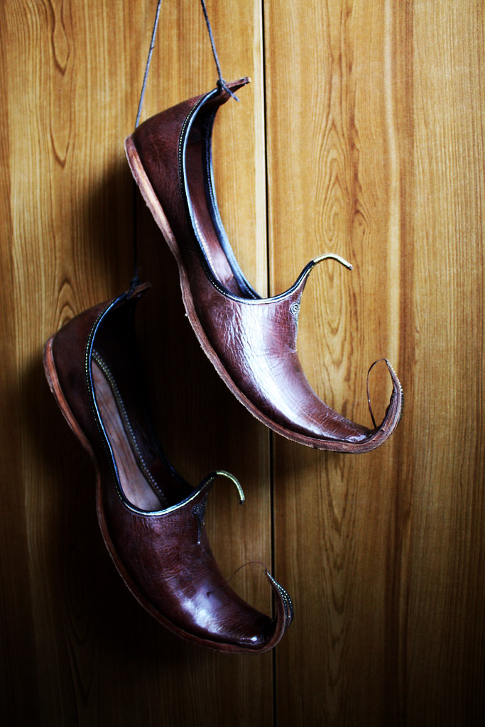 Indian Khussa Shoes Uk