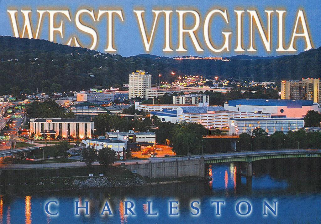 Image result for west virginia postcard