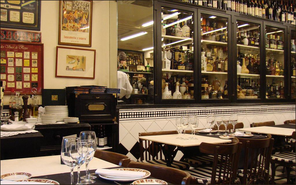 Bar Restaurant Des Lacs