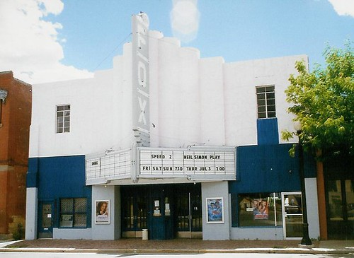 Fox Theater Walsenburg CO 8-97 | by kpdennis