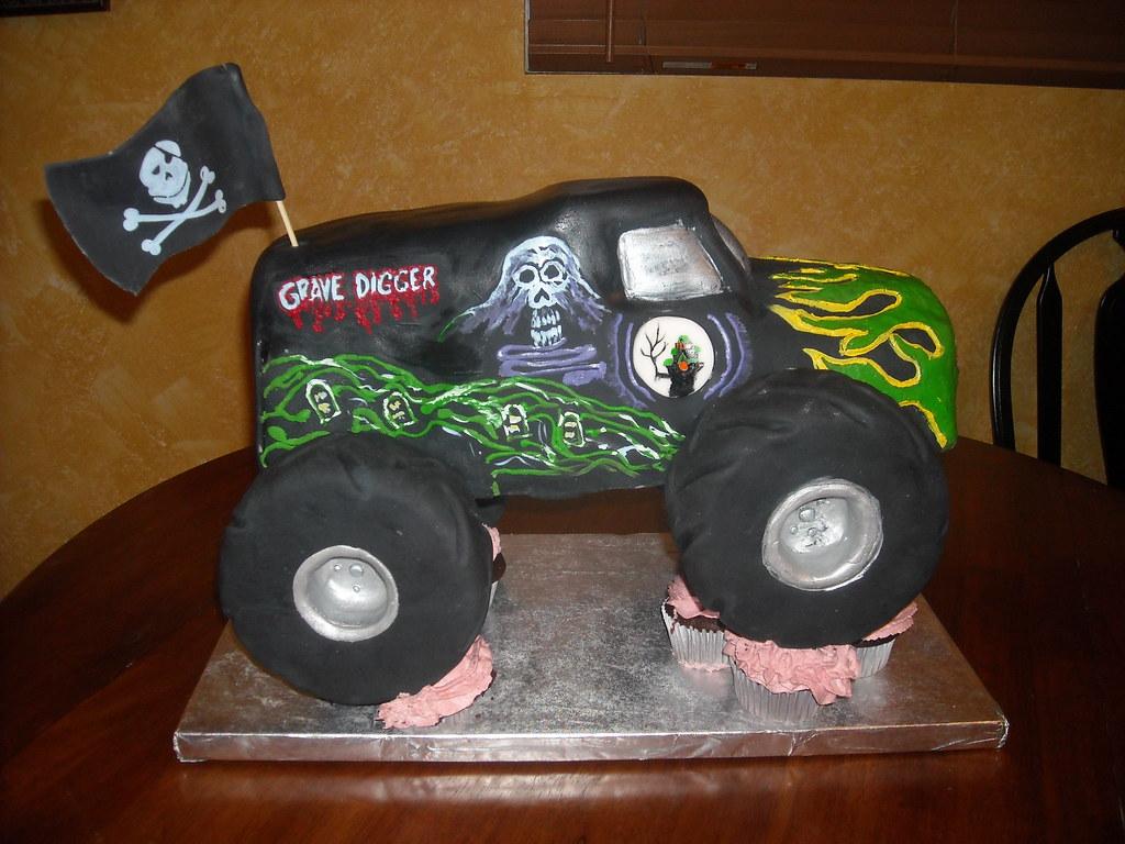 Digger Cake Pan