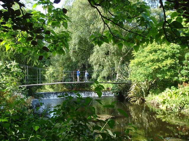 40 Shades Of Green Mount Usher Gardens Ireland Mount