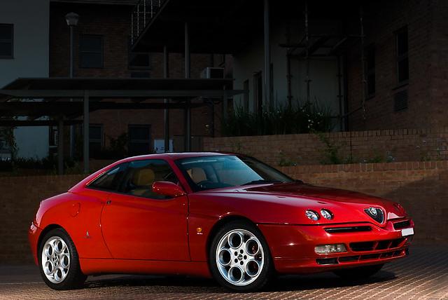 Alfa Romeo Gtv 3 0 V6 24v Took These Shots Months Ago