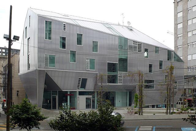 Vigo colexio oficial de arquitectos de galicia irisarri flickr - Arquitectos vigo ...