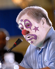 Haley Barbour (Gov. R-MS):: Obstructionist Republican Clown