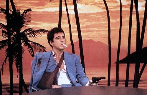 Scarface - Tony Montana | Al Pacino as Tony Montana. | Flickr Al Pacino