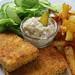 bailey's tofish with tartar sauce