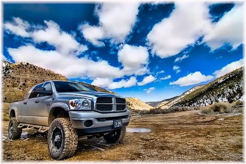 Dodge Cummins Megacab Brett Colvin Flickr