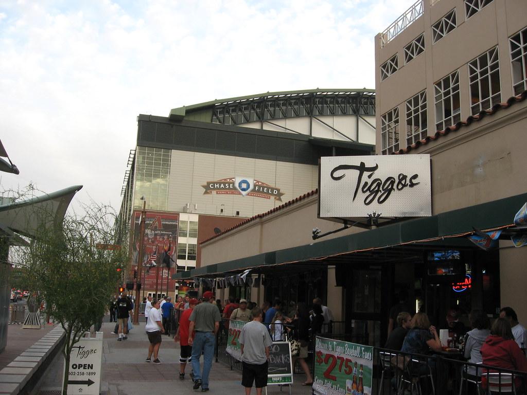 Chase Field Phoenix Arizona Chase Field Is A Stadium