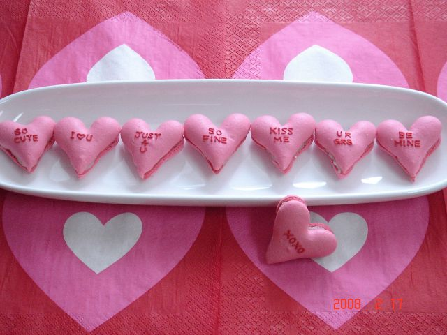 Heart Shaped Strawberry Cake Designs