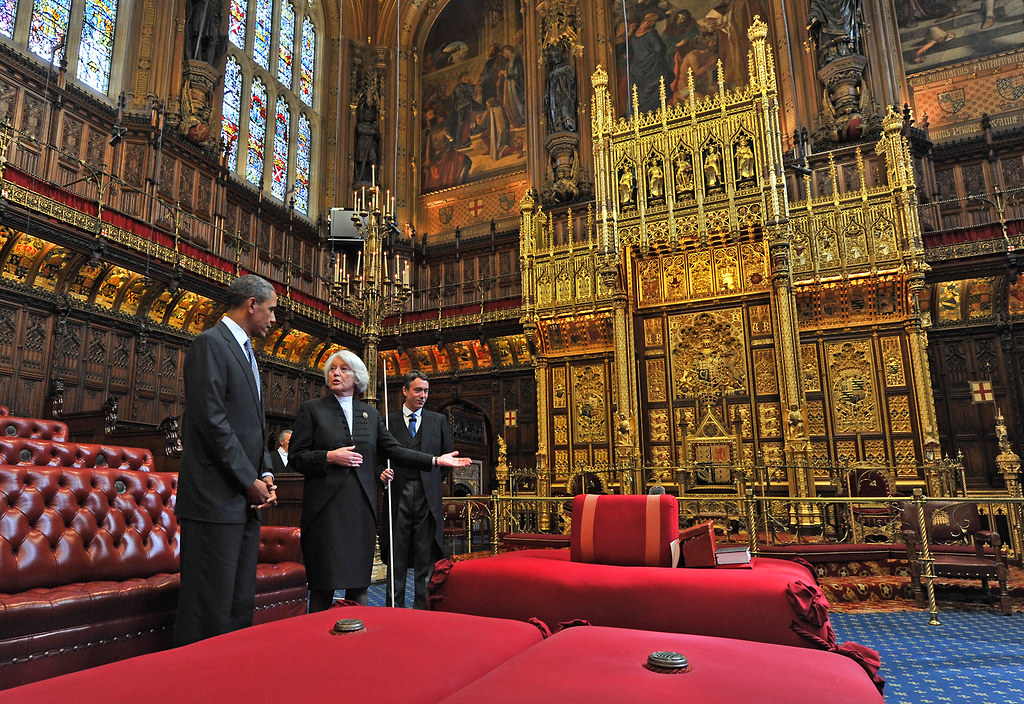 house of lords is the second chamber The house of lords is the second chamber of  the house of lords is separate to but works alongside the elected house of commons the house of lords are made.