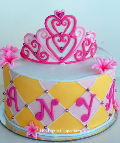 Princess Tiara Cake Pan
