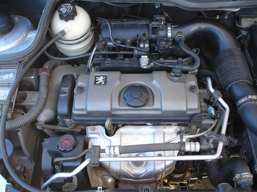 Peugeot 206 1.4 Hdi Engine Peugeot 206 1.4 Engine