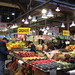 inside the granville island market