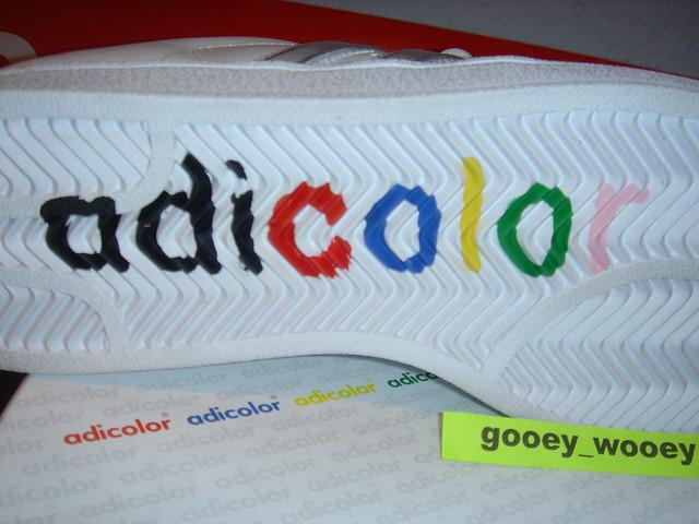 4ea985f2c8f27e free shipping adidas superstar ii adicolor w5 by gooeywooey da13f 0a8b0