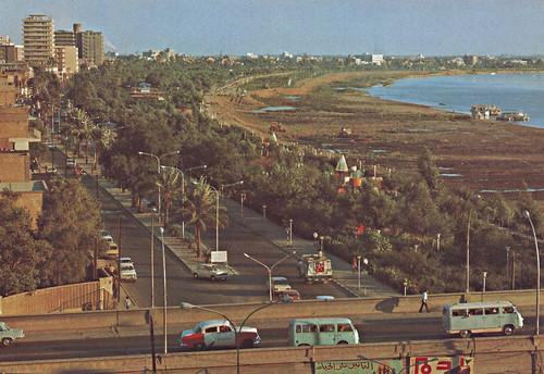 Abu nuaas ST-Baghdad-Iraq 1980
