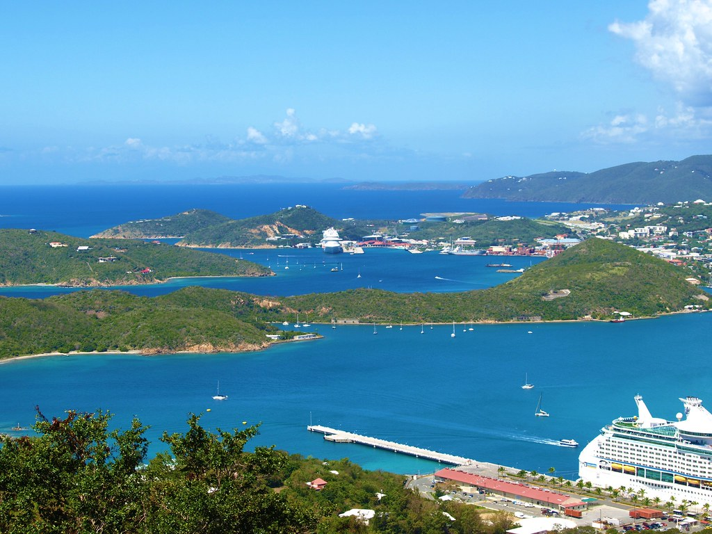 St Thomas - The Virgin Islands