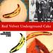 Red Velvet Underground Cake