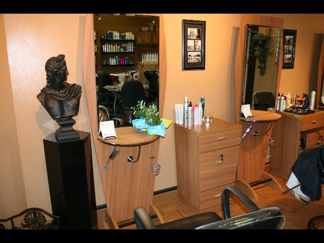 Beauty salon interior design hair salon interior decorati for Interior decoration equipment