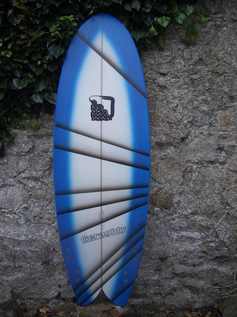 Spray Art Retro Fish Surfboard 6 39 0 Retro Fish Surfboard