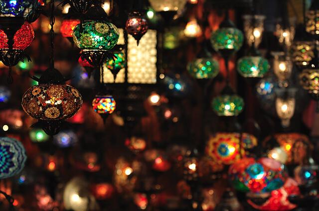 Lamps - Grand Bazaar