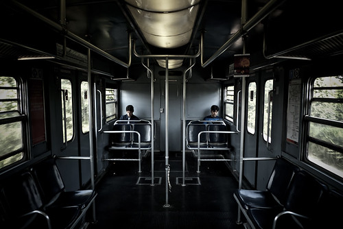 TWO [commuters] | by Luca Napoli [lucanapoli.altervista.org]