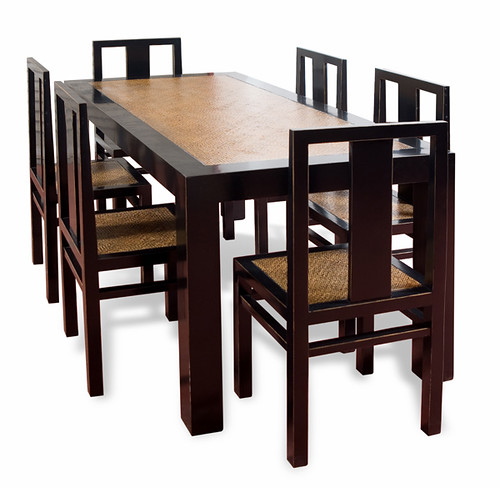 Mozhu Dining Table Set Chinese Furniture By Zenzu Flickr