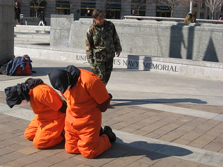 Guantanamo street theater in DC | by mike.benedetti