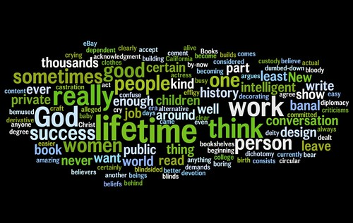Love Word Cloud Quotes