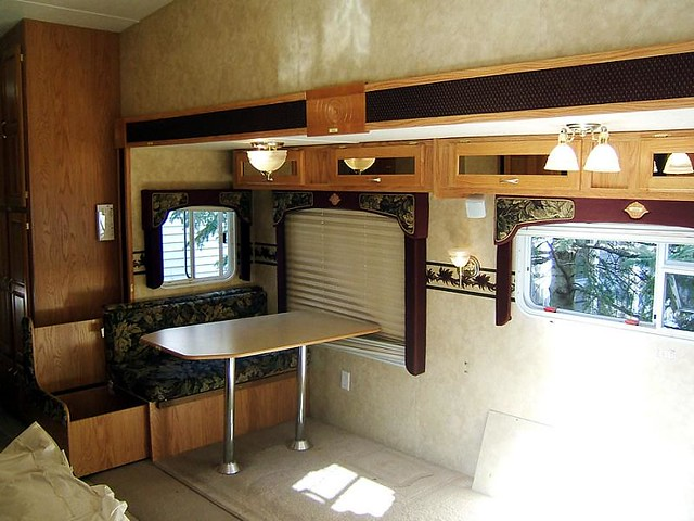 Room Expandable Travel Trailer