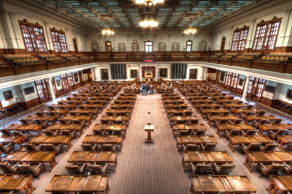 Texas house of representatives the house of for The texas house