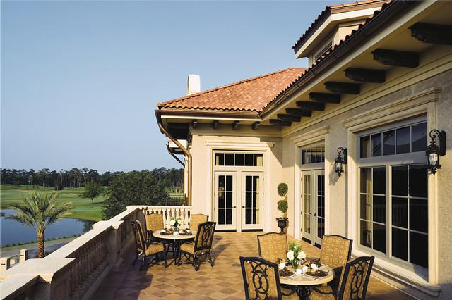 Tpc Sawgrass Clubhouse Deck Jeld Wen Windows Custom