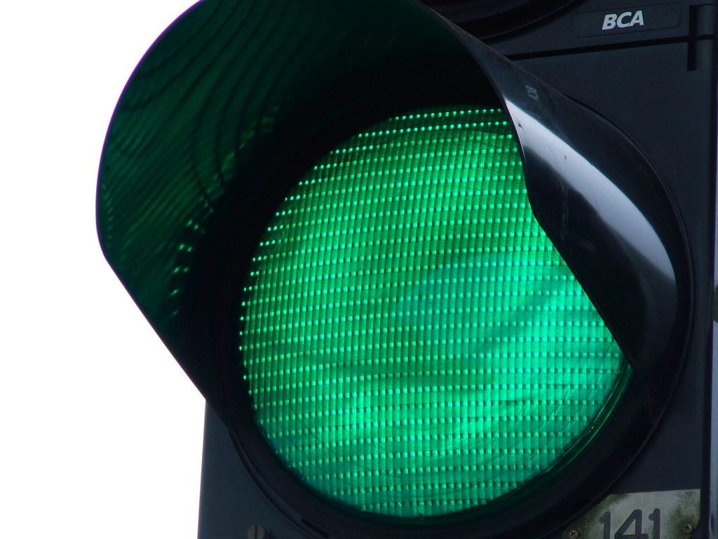 groen stoplicht Delft Asvest | groen stoplicht Delft Asvest | Flickr Gerard