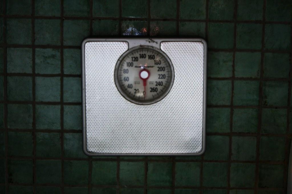 Bathroom scale 001 mason masteka flickr for Big w bathroom scales