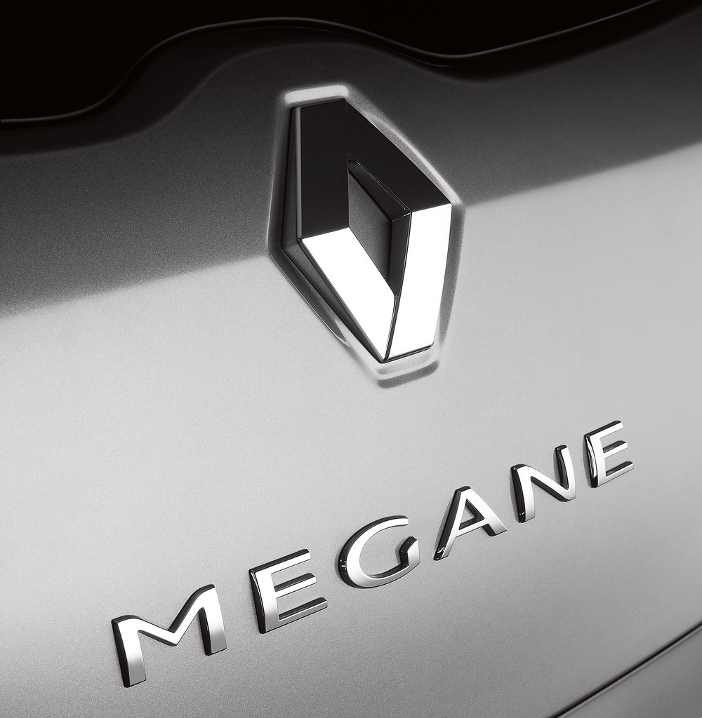 nouvelle renault megane break logo nouvelle m gane estate flickr. Black Bedroom Furniture Sets. Home Design Ideas